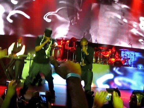 Jay-Z TI Swagger Like Us Palladium 10/15/08