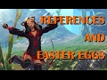 [Blade and Soul EU] - References and easter eggs #1