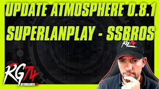 Update Atmosphere 0.8.1 - Super Lan Play con SSBros