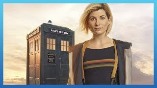 Jodie Whittaker's New Costume - An Analysis