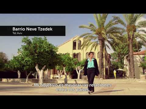 La atípica presentación de la nueva embajadora israelí en Uruguay