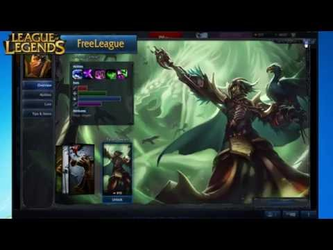League Of Legends   Hack IP and RP