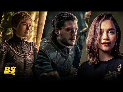 HBO подтвердило имя отца Джона Сноу. Комментарии Эмилии Кларк и Лены Хиди о 6-7 сезонах.