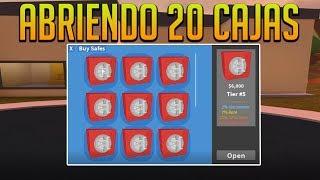 KAUFEN 20 LEGENDARY BOXES UND COMPLETE THE GAME - Jailbreak (Beta) - ROBLOX