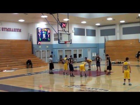 San Francisco Triple Double Sports - GPC vs. Putties (1/17/16)