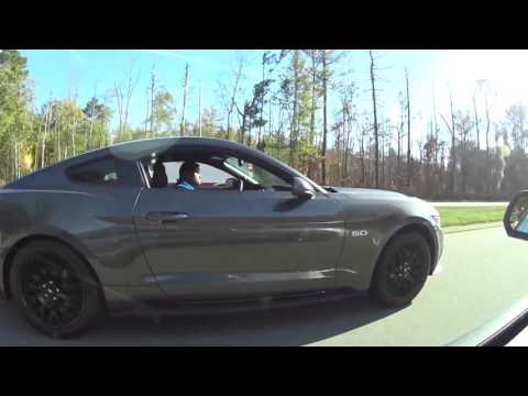 Big Turbo Ecoboost Mustang vs 5.0 Coyote