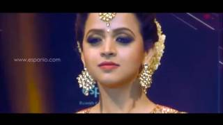 BHAVANA Malayalam Actress & PARVATHI NAIR ramping in Kerala Fashion League season 4