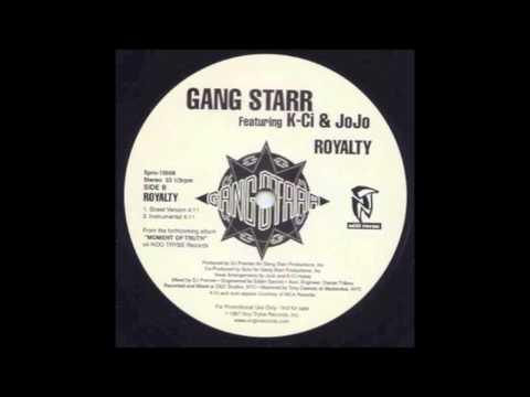Gang Starr  Royalty Instrumental