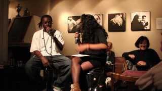 Hot-B Da Sufi interview at Art talks with Danu V