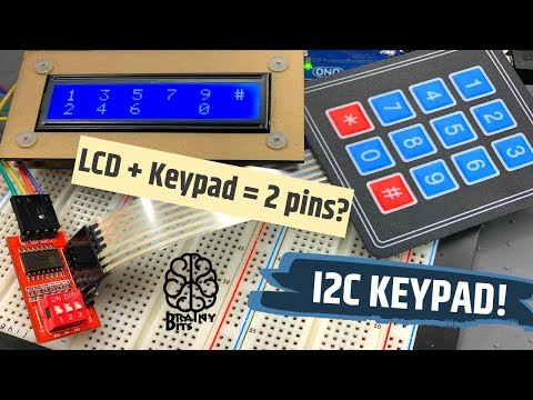 Want To Use A Keypad In Your Arduino Projects But Running Out Of Pins?