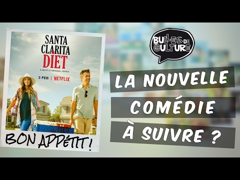 Santa Clarita Diet - Saison 1- Bulles de Culture