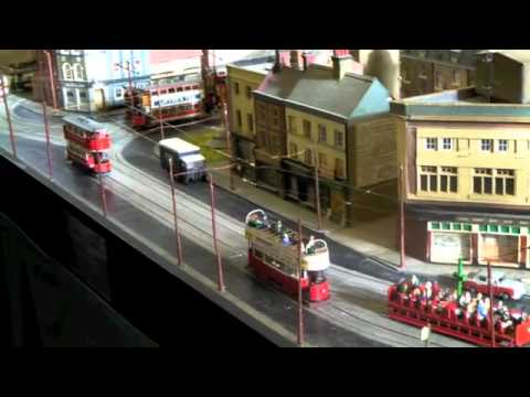 Erith Model Railway Society,Temple Hill School Exhibition,30/1/11