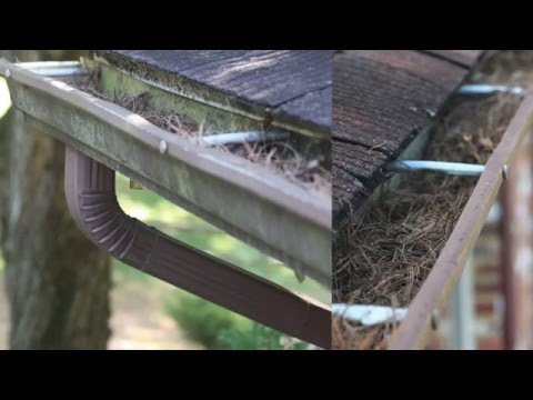 DIY: How to Clean Your Gutters Safely - Gutterman Services, Inc