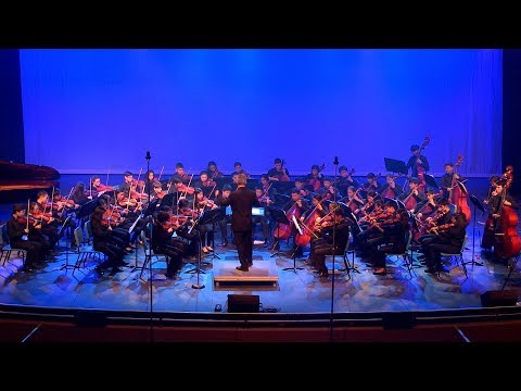 2019 Cabin John Middle School Winter Orchestra Concert