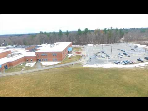 Epping New Hampshire Drone Footage
