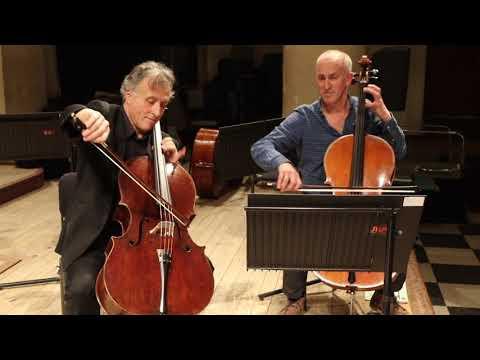 LONDON MOZART PLAYERS: Raphael Wallfisch & Sebastian Comberti