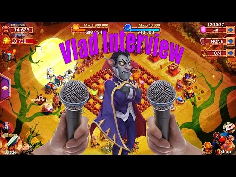 Vlad Dracula-Interview