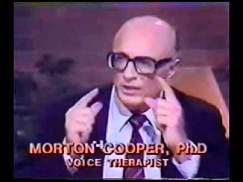 Late Night America PBS Detroit TV Show: Dr. Mort Cooper Interviewed About Natural Voice Cures