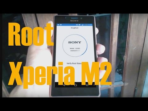 How to Root Xperia M2 & M2 Aqua   Simple and Quickly