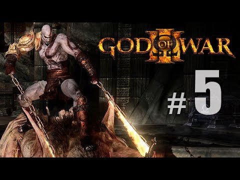 god of war iii gow 3 walkthrough part 5 peirithous bow