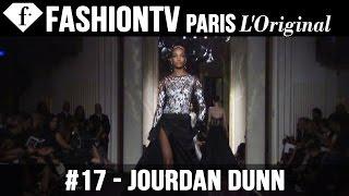 Atelier Versace Fall/Winter 2014-15 ft Jourdan Dunn | Paris Couture Fashion Week | FashionTV
