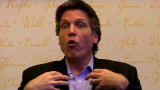 Thomas Hampson Offstage at Barnes & Noble (Part 3 of 3)