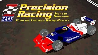 CART Precision Racing | THOSE TEXTURES, THOUGH!