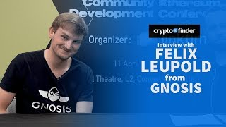 Gnosis & prediction markets explained by GNO developer Felix Leupold | EDCON 2019