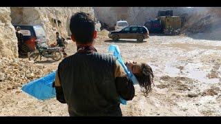 الحصار على الأسد والروس يزداد..أدلة فرنسية تثبت تورط النظام بمجزرة الكيماوي
