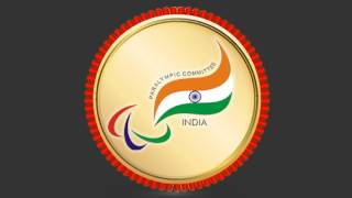 National Para Athletics & Para Swimming Championships Title Logos