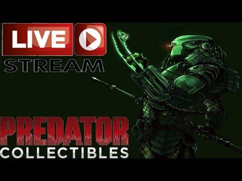 Predator Collectibles NYCC Live Stream