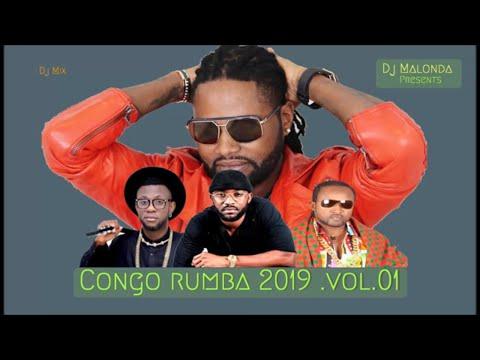 CONGO RUMBA 2019 VOL.01 BY DJ MALONDA FT FERRE GOLA | FALLY IPUPA | KOFFI OLOMIDE | MBILIA BEL