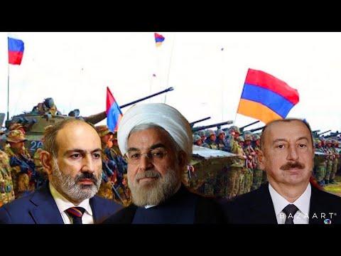 Իրանն ու Հայաստանը կմիավորվեն.Ալիևի սենսացիոն հայտարարությունը