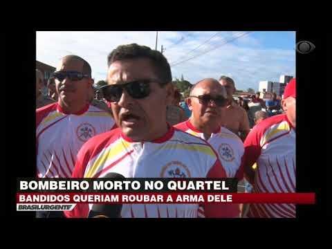 PB: Bombeiro é morto dentro do quartel em João Pessoa