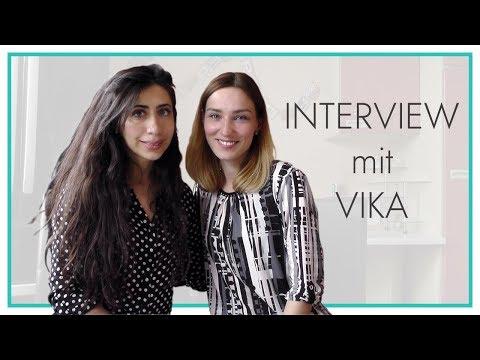 Interview mit Deutschlernerin Vika