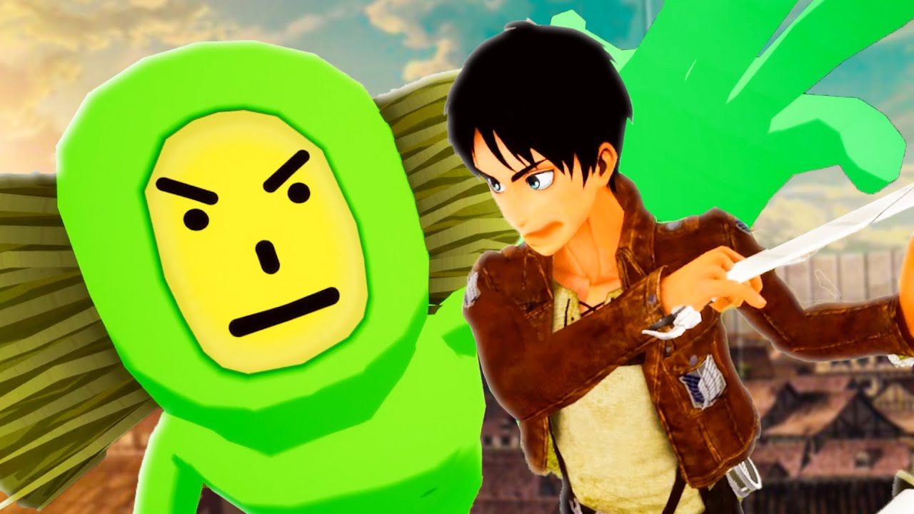 Download Attack on Titan but it's memes.