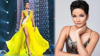 H'Hen Niê bất ngờ dẫn đầu Top 10 Hoa hậu đẹp nhất Thế giới 2018 - TIN TỨC 24H TV