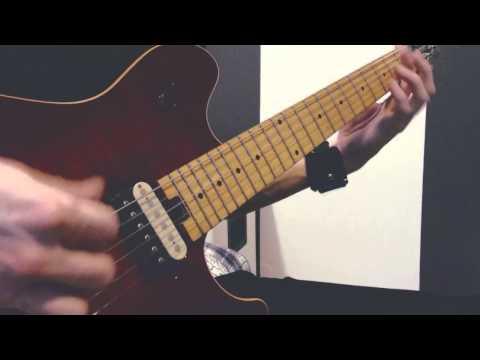 Tenacious D - The Metal (guitar cover)