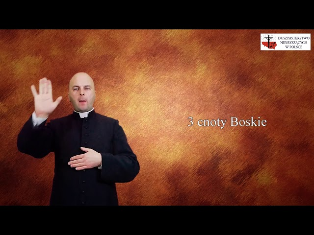 Modlitwy migane - 3 Cnoty Boskie