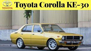 Download Toyota Corolla | KE-30 | 1975 to 1981 | Third Generation