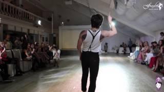 Gatsby Vogue ball 2014 - House of Ninja ans Danielle Polanco showcase