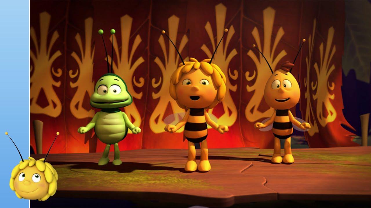 Maya l'abeille - La Maya danse