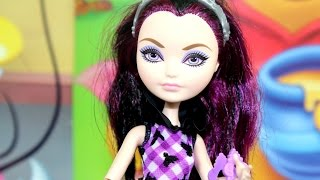 Raven Queen - Enchanted Picnic - Ever After High - CLD84 CLL49 - Love Toys