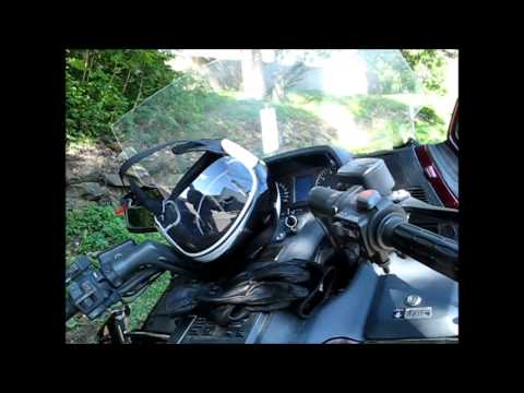 Goldwing Throttle Adjustment