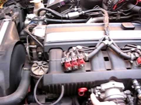 bmw e34 525i m50 engine youtube. Black Bedroom Furniture Sets. Home Design Ideas