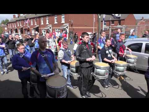 South Belfast Protestant Boys @ Own Parade 2015