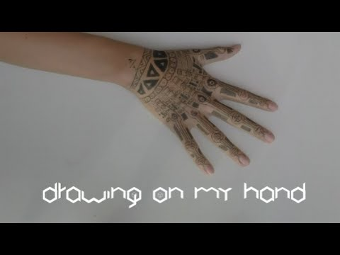 Special - Drawing on my Hand