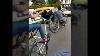 Cycle wheeling Rawalpindi by monu king 143