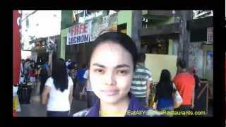 Kamay Kainan Market Market Taguig - Video Review