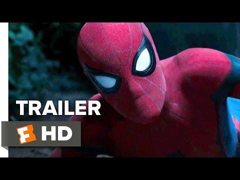 Spider Man Homecoming Movie Hd Trailer